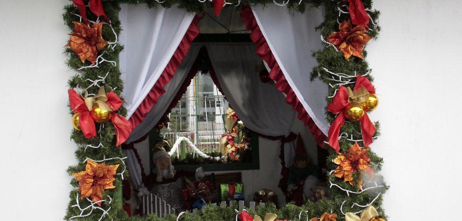 Brilhos de Natal: Papai Noel, música e muita luz na Tamandaré