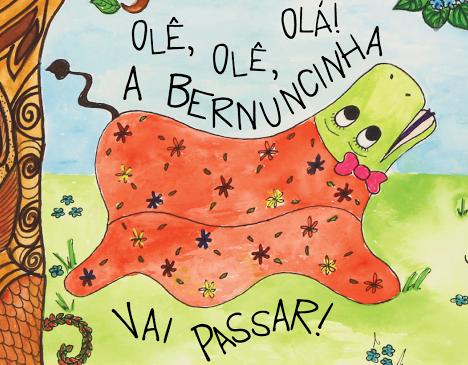 Livro infantil é lançado na Biblioteca Municipal