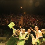 Artistas de Balneário Camboriú fazem sucesso no Chile