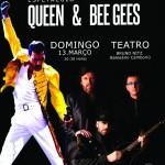 QUEEN & BEE GEES da América Latina