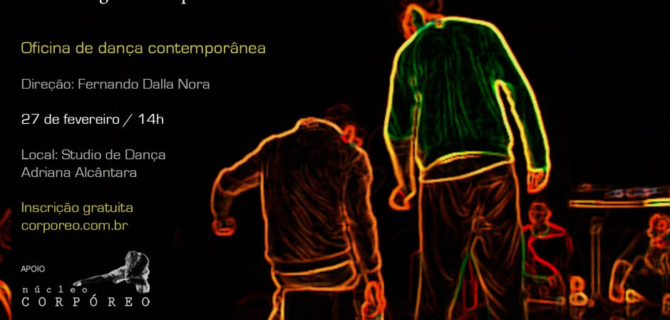 Núcleo Corpóreo promove oficina de dança em Balneário Camboriú