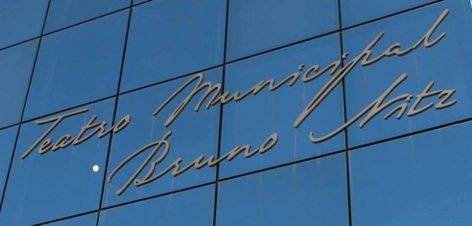 Aberta a pauta do Teatro Municipal Bruno Nitz