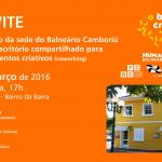 Fundação Cultural ativa sede do Balneário Camboriú Criativo