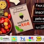 2º Festival Gastronômico Cozinha na Rua
