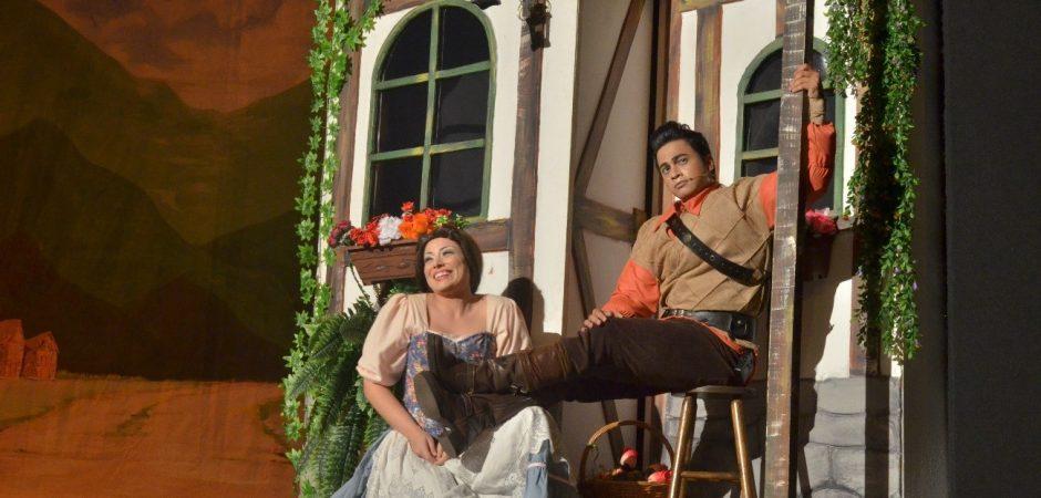 """""""A Bela e A Fera, O Musical"""" será apresentado no fim de semana no Teatro Bruno Nitz"""