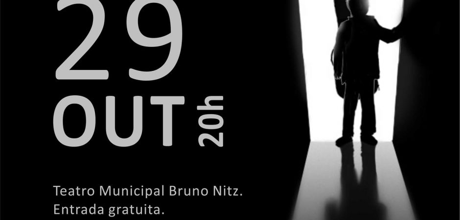 "Teatro Bruno Nitz recebe show instrumental ""3º Elemento – Séance"""