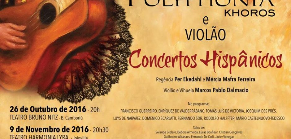 Quarta (26) tem recital de música clássica no Teatro Bruno Nitz