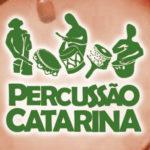"""""""Percussão Catarina"""" na Feira do Livro de Balneário Camboriú"""