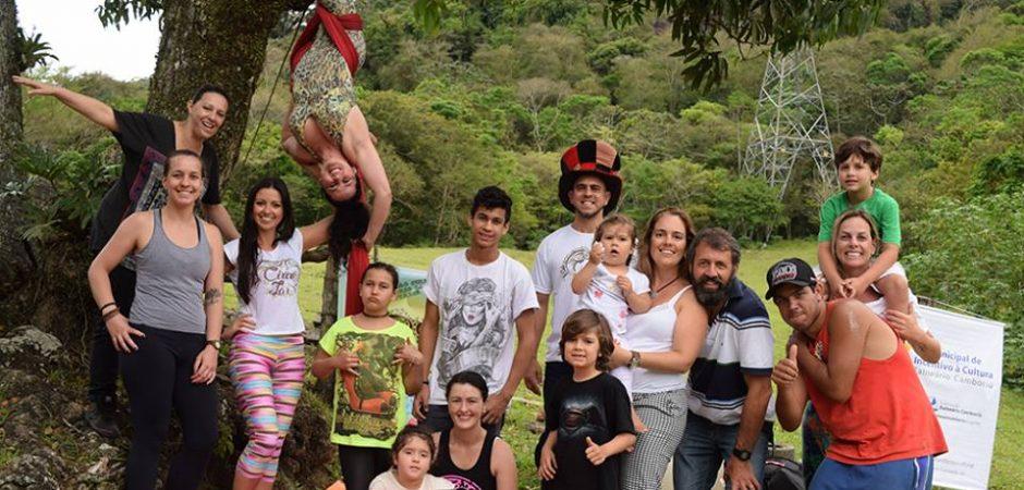 Penúltima oficina do projeto Circo Lar será neste domingo (27) no bairro Pioneiros