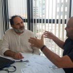 Reunião tratou das ações desenvolvidas pela Fundação Cultural
