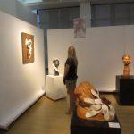 """Exposição """"Humano Imaginário"""" pode ser visitada até 16 de janeiro na Galeria de Arte"""