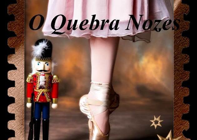 """Domingo (4) tem """"O Quebra Nozes"""" no Teatro Bruno Nitz"""