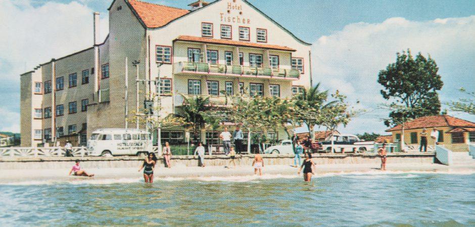 História do Hotel Fischer é contada em livro