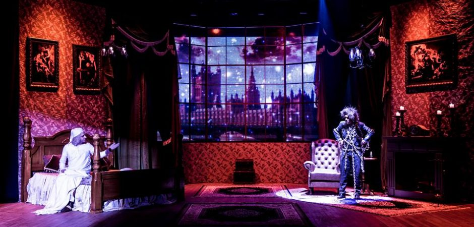 """A Noite de Charles"" estará nesta quinta e sexta-feira no Teatro Bruno Nitz"