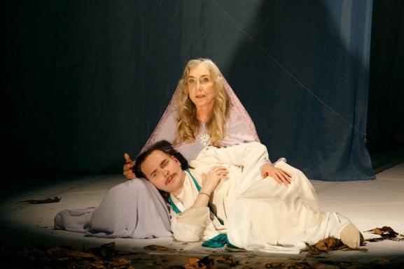 Espetáculo sobre a vida após a morte estará no Teatro Bruno Nitz