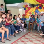 Pacientes da AMA se divertem com atividades circenses