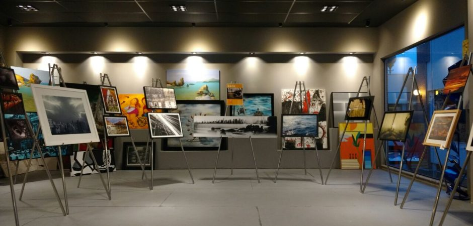 "Fotógrafos participam da ""Expo Coletiva 2017"""