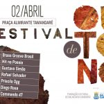 Festival de Outono leva música e diversão à Praça Almirante Tamandaré neste domingo