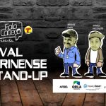 "Nesta quinta-feira tem ""Festival Catarinense de Stand-up"" no Teatro Bruno Nitz"