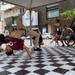 Praça da Cultura tem música e dança neste sábado