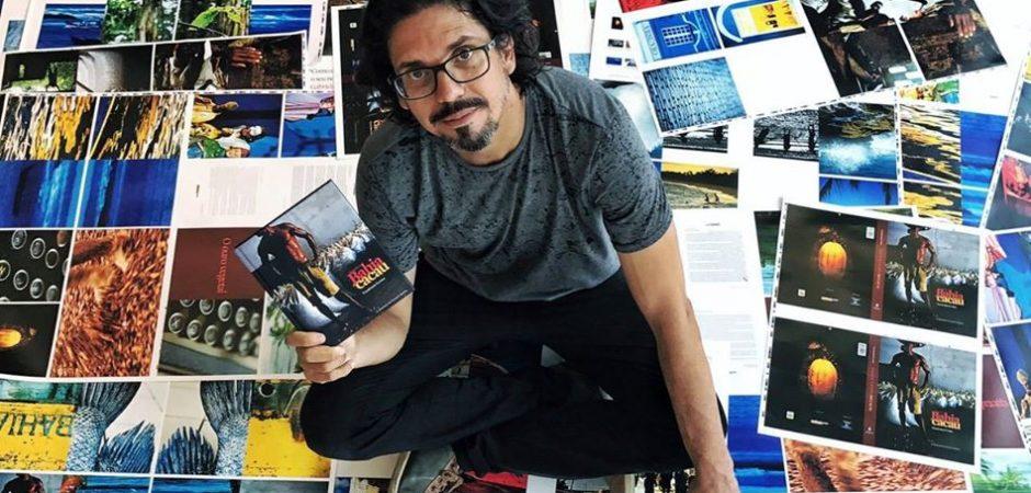 Teatro Bruno Nitz recebe bate-papo com fotógrafo Valdemir Cunha na segunda-feira
