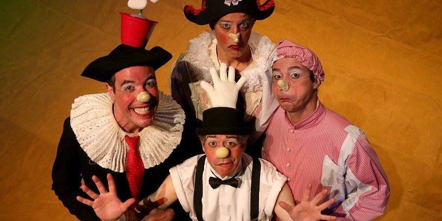 """Espetáculo """"Os Mequetrefe"""" será apresentado no Teatro Bruno Nitz nesta quarta-feira"""