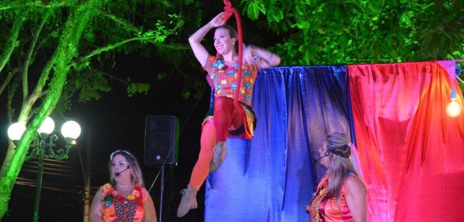 "Peça ""Hoje tem circo? Tem sim sinhô!"" será apresentada nesta sexta-feira no Bairro Vila Real"