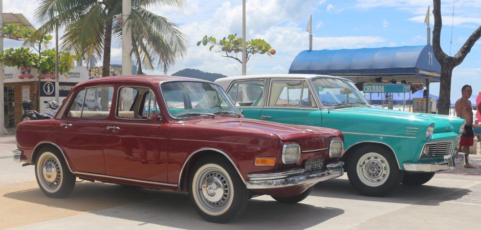Praça Almirante Tamandaré terá exposição de carros antigos neste domingo