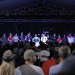 Acampamento Farroupilha reuniu cerca de 40 mil pessoas em Balneário Camboriú