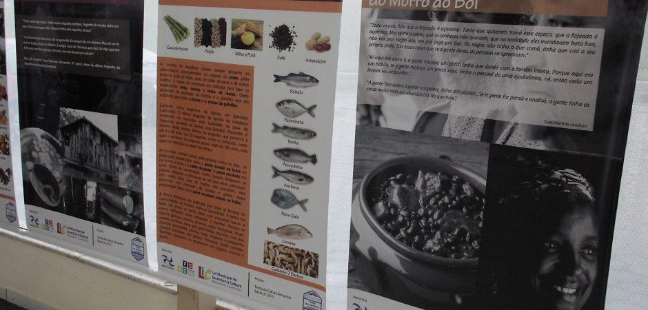 Tenda resgata a Cultura Alimentar de Balneário Camboriú