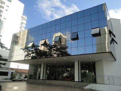 Portaria de ocupação do Teatro Municipal Bruno Nitz 2020/2021