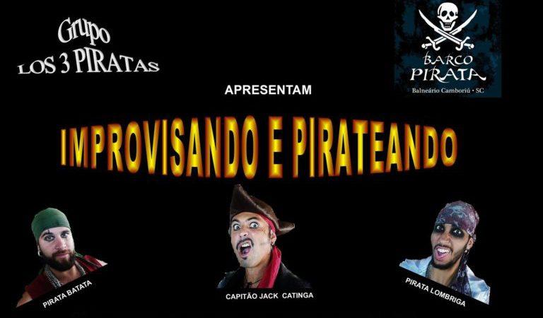 Teatro Bruno Nitz inicia programação do ano com espetáculo neste sábado