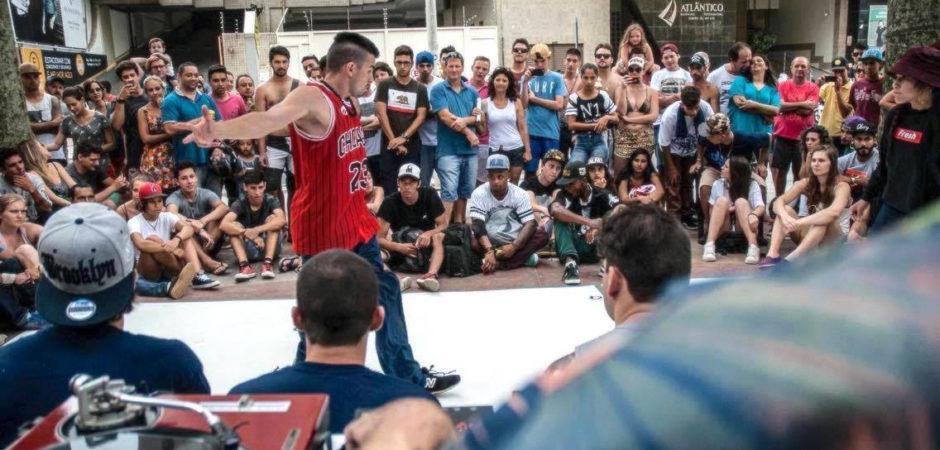 Break Summer Jam começa nesta sexta-feira na Praça Almirante Tamandaré