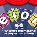 Teatro Bruno Nitz receberá o 1º Encontro de Orquestras Infantis