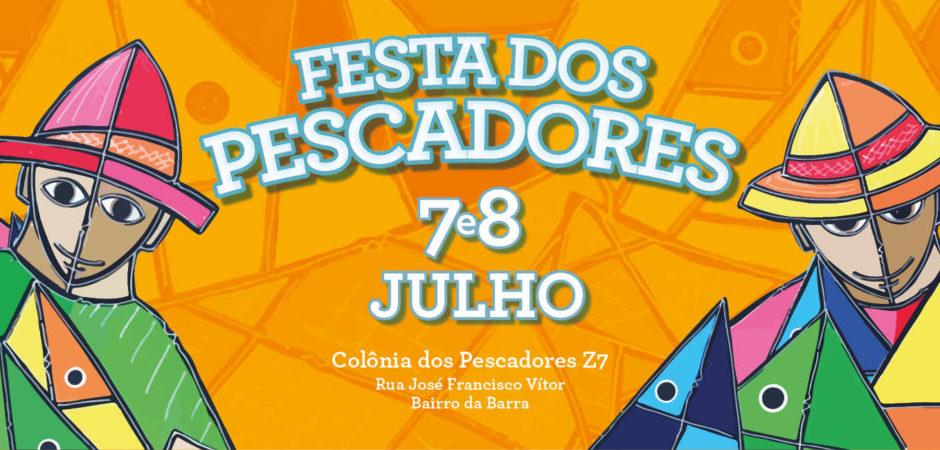 Festa dos Pescadores acontece neste final de semana na Barra