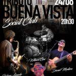 Teatro Bruno Nitz terá tributo a Buena Vista Social Club nesta sexta-feira