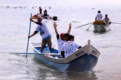 Balneário Camboriú recebe Arrancadão de Canoas Artesanais neste fim de semana