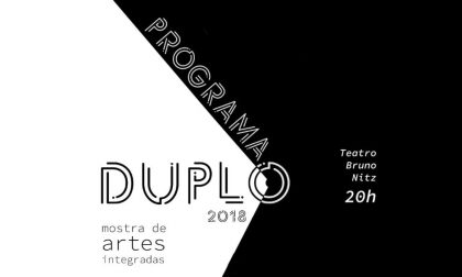 Programa Duplo: Mostra de Artes Integradas