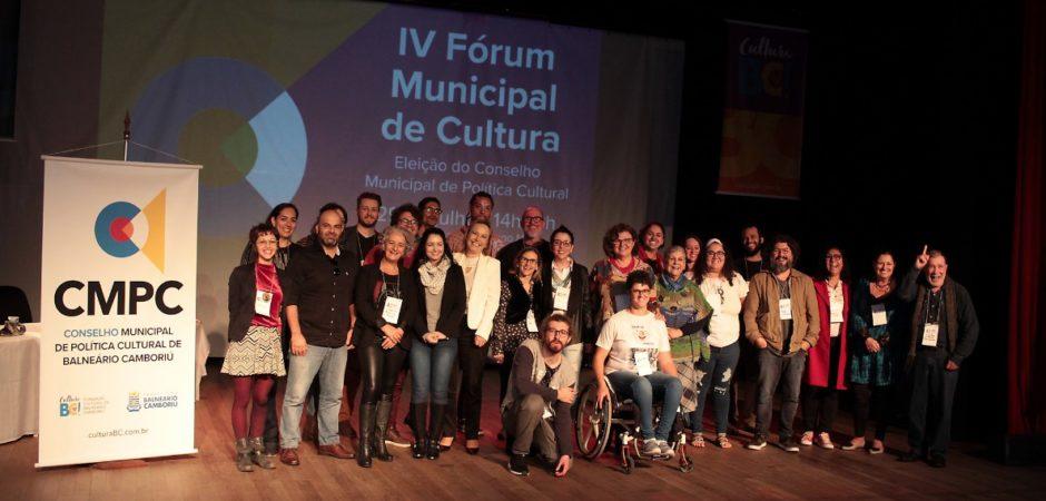 Fórum Municipal debateu políticas públicas para Cultura