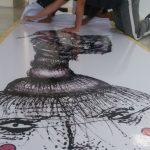 Exposição de arte vai ocupar espaços na Praia Central de Balneário Camboriú