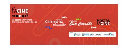 Teatro Municipal Bruno Nitz recebe 2º Facine BC na próxima semana