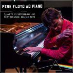 Teatro Municipal Bruno Nitz terá Pink Floyd ao Piano na quarta-feira