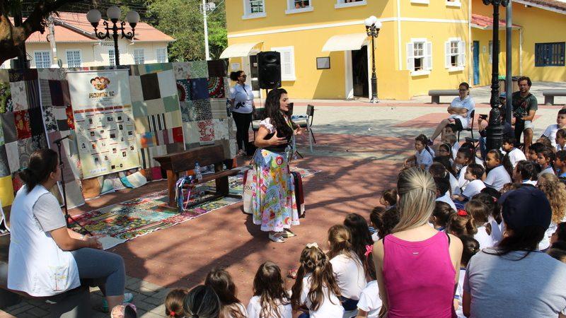 2º Feconthi BC – Festival de Contadores de Histórias de Balneário Camboriú