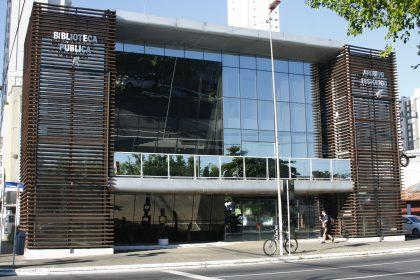 Biblioteca Pública completará 50 anos na próxima segunda-feira