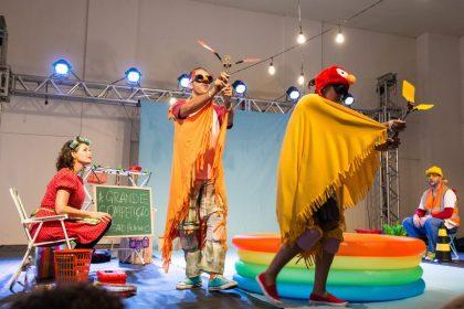 Cia Experimentus apresenta espetáculo infantil em três sessões gratuitas em Balneário Camboriú