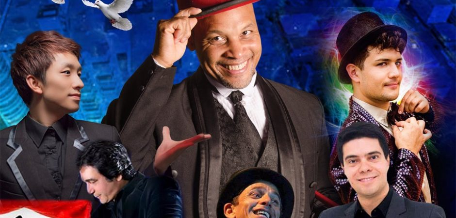 Teatro Municipal terá festival de mágica nesta sexta-feira