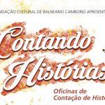 Oficinas de Contação de Histórias serão ministradas a partir de segunda-feira