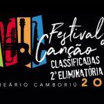 Festival da Canção – Classificadas na segunda noite