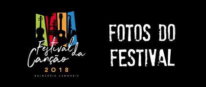 Fotos do 8º Festival da Canção de Balneário Camboriú