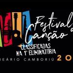 Festival da Canção – Classificadas na primeira noite